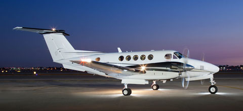 King Air Charter and aircraft leasing